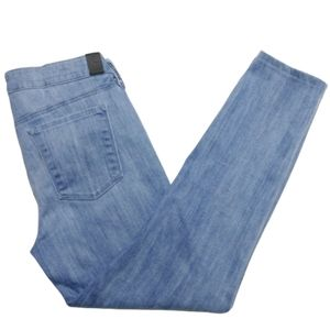 Vince 'Riley' Skinny Cropped Ankle Jeans 28 x 26